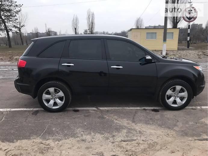 Acura MDX 2008 года в Днепре (Днепропетровске)