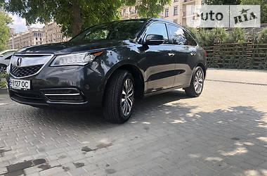 Внедорожник / Кроссовер Acura MDX 2014 в Одессе