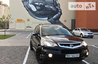 Acura RDX technology 2007