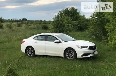 Седан Acura TLX 2017 в Львове