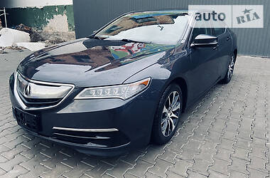 Седан Acura TLX 2015 в Коломиї