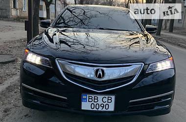 Седан Acura TLX 2017 в Сєверодонецьку