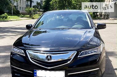 Седан Acura TLX 2014 в Черкассах