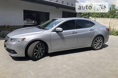 Седан Acura TLX 2016 в Червонограді