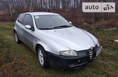 Alfa Romeo 147 2001 в Виннице