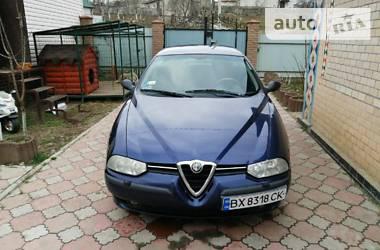 Alfa Romeo 156 2001 в Каменец-Подольском