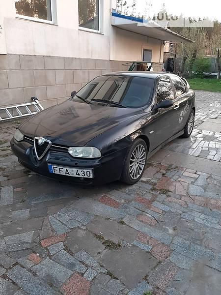 Alfa Romeo 156 2000 года в Киеве