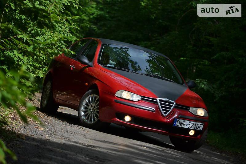Alfa Romeo 156 2001 года в Виннице