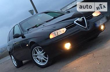 Alfa Romeo 156 2000 в Дрогобыче