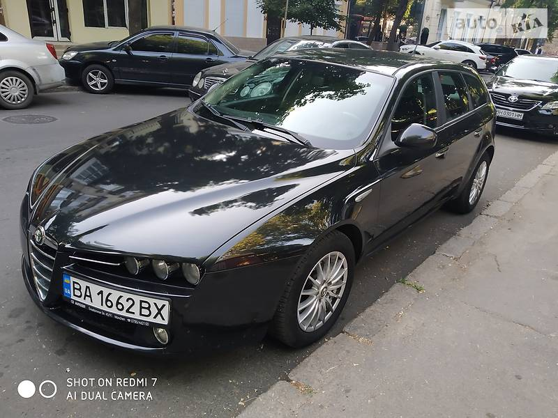 Alfa Romeo 159 2008 года в Одессе