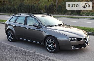 Alfa Romeo 159 2007 в Львове