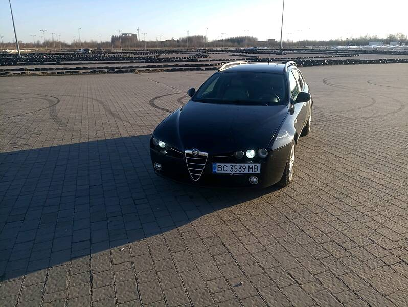 Alfa Romeo 159 2008 в Львове