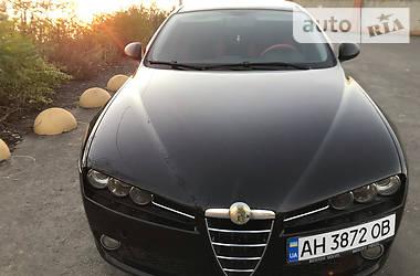 Хэтчбек Alfa Romeo 159 2010 в Мариуполе