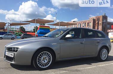 Универсал Alfa Romeo 159 2007 в Киеве