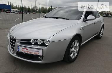 Седан Alfa Romeo 159 2006 в Одесі