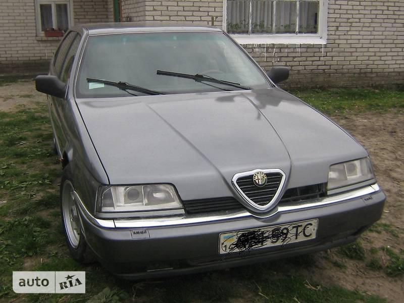 Alfa Romeo 164 1996 в Ратным
