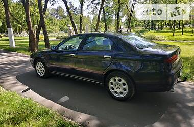 Alfa Romeo 166 2001 в Киеве