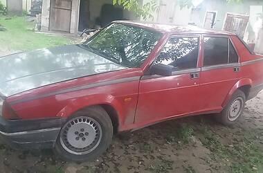 Седан Alfa Romeo 75 1988 в Бродах