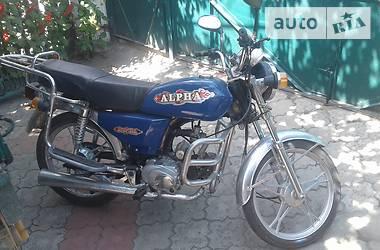 Alpha 110 2008 в Новомосковске
