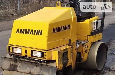 Ammann AV 2000 в Кропивницком
