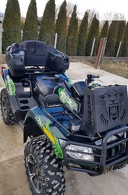 Квадроцикл утилітарний Arctic cat Mud Pro 2013 в Тячеві