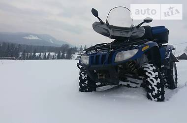 Arctic cat TRV 550 2012 в Яремче
