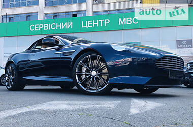 Aston Martin DB9 2014 в Киеве