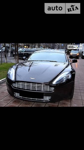 Aston Martin Rapide 2012 року