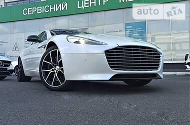 Aston Martin Rapide 2014 в Киеве