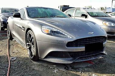 Aston Martin Vanquish 2015 в Киеве