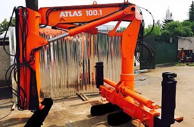 Atlas 100.1 2001 в Житомире