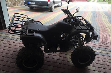 ATV 250 2018 в Рахове