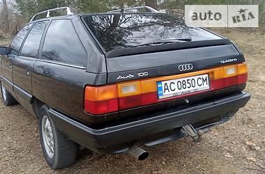 Audi 100 1989 в Шацке