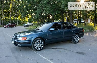 Седан Audi 100 1993 в Слов'янську