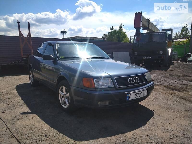 Седан Audi 100 1991 в Вышгороде