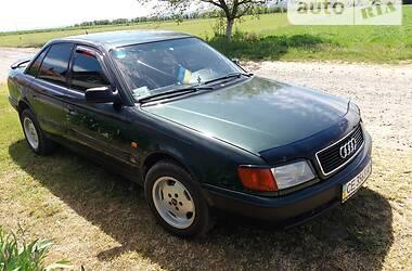 Седан Audi 100 1992 в Черновцах