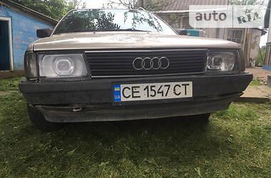 Универсал Audi 100 1989 в Черновцах