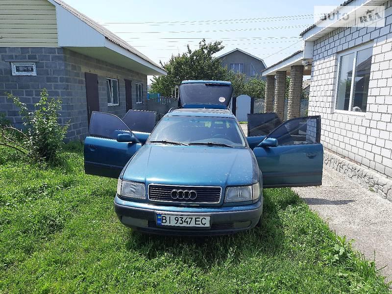 Унiверсал Audi 100 1993 в Черкасах