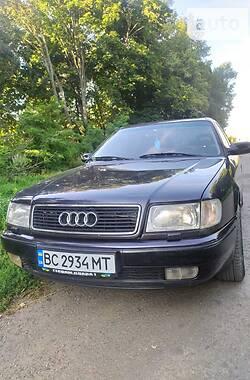 Седан Audi 100 1993 в Теребовле