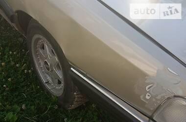 Седан Audi 100 1986 в Черновцах