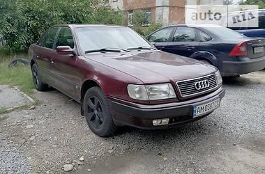 Седан Audi 100 1993 в Житомирі