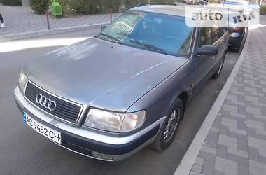 Универсал Audi 100 1993 в Луцке