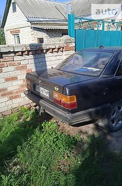Седан Audi 100 1986 в Харькове