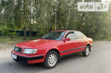 Седан Audi 100 1993 в Ахтырке