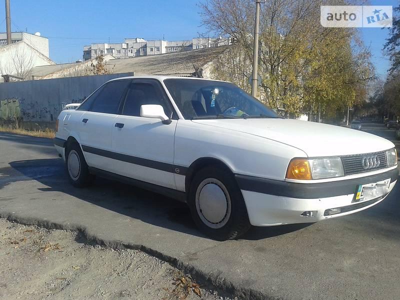 Audi 80 1990 в Полтаве