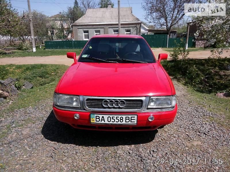 Audi 80 1989 в Новомиргороде