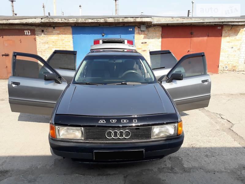 Audi 80 1991 в Долинской