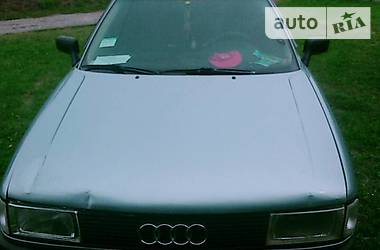 Audi 80 1988 в Тернополе