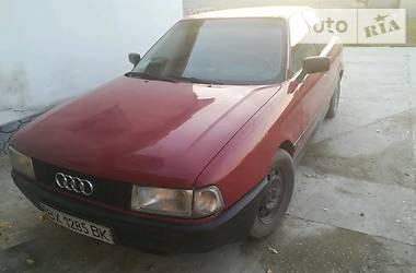 Audi 80 1987 в Тернополе
