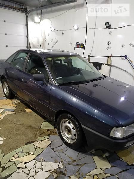Audi 80 1988 года в Киеве